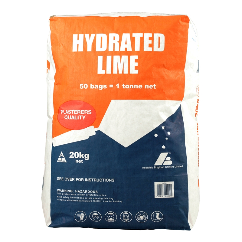 Hydrated Lime 10lb Or 50 Lb Bags Farmers Association